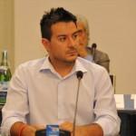 Marco Tartari, consigliere comunale PD Verbania