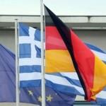 bandiera germania grecia europa