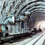 TAV Lione Torino tunnel