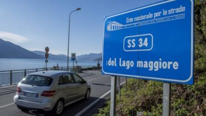 Statale 34. Possono partire le procedure per gli appalti Grazie alla competenza dei nostri amministratori Borghi, Costa, Marchionini e Reschigna . un risultato importante per l'intero territorio provinciale.
