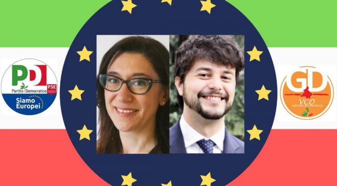 Europee: incontri con i candidati Benifei e Mastromarino