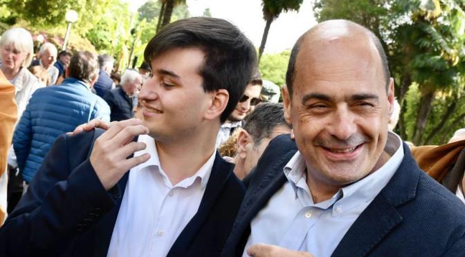 Alessandro Pompeo eletto nuovo segretario dei Giovani Democratici del VCO
