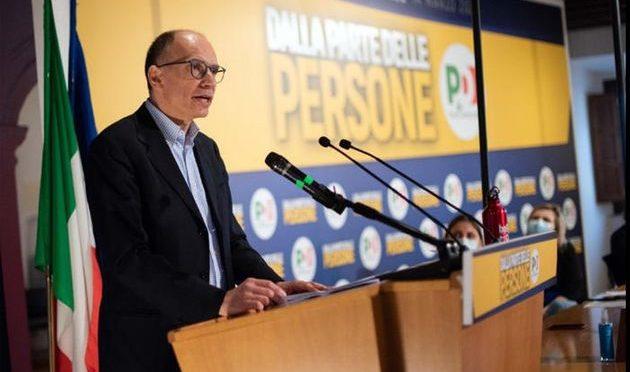 Confronto nei Circoli PD  sulle proposte e le analisi  del nuovo Segretario Enrico Letta